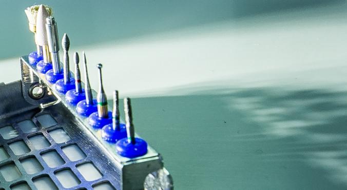 Zahnarztpraxis mit umfangreichem Behandlungsspektrum und modernster Ausstattung