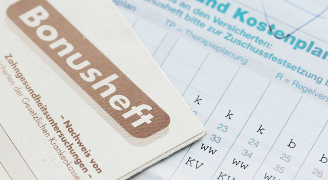 Zahnarzt-Bonusheft – Corporate Identity für Martin Kretschmar